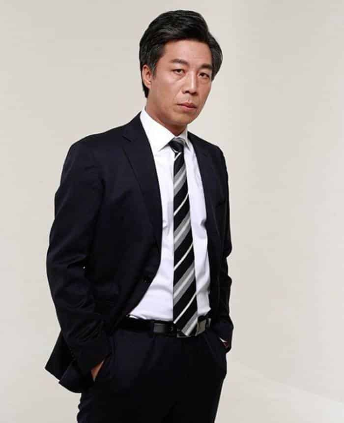 Pemain Into the Ring - Ahn Kil Kang pemeran Goo Duk Man