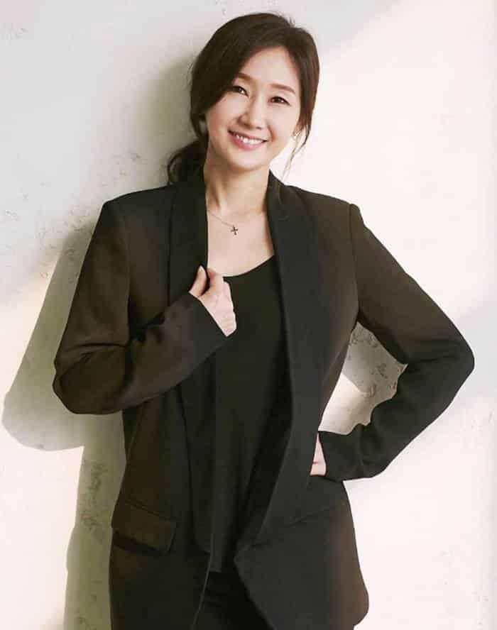 Pemain Into the Ring - Bae Hae-Sun pemeran Won So-Jung