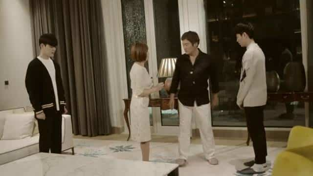 Sinopsis Revolutionary Love Episode 7