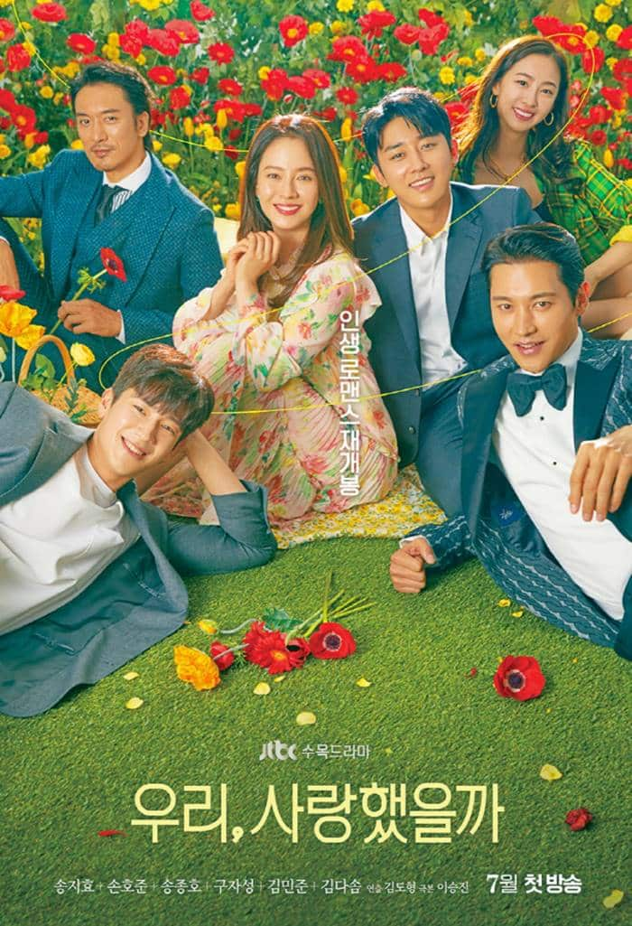 SINOPSIS Was It Love (2020) Episode 1 - 16 Terakhir Terlengkap