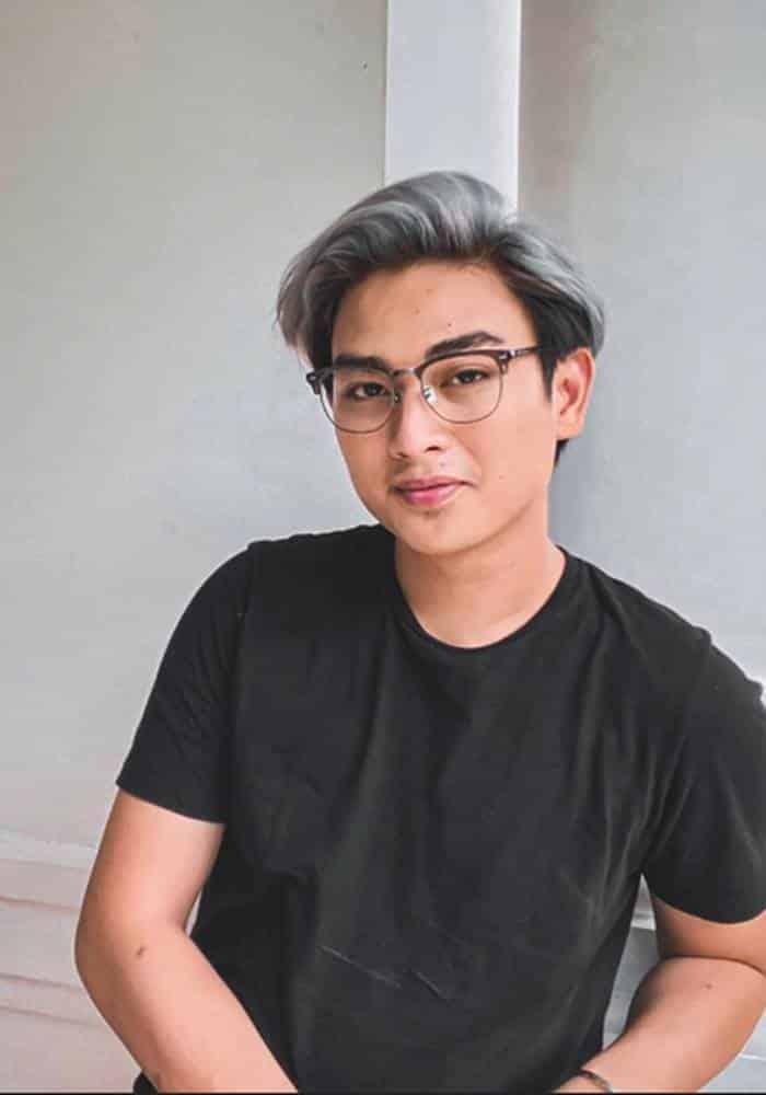 Pemain Dari Jendela SMP - Arief Fadhillah pemeran Zacky Maulana