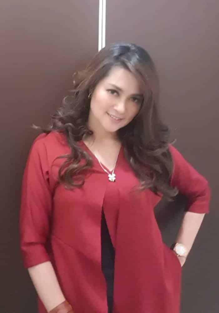 Pemain Dari Jendela SMP - Ratu Dewi Imasy pemeran Linda