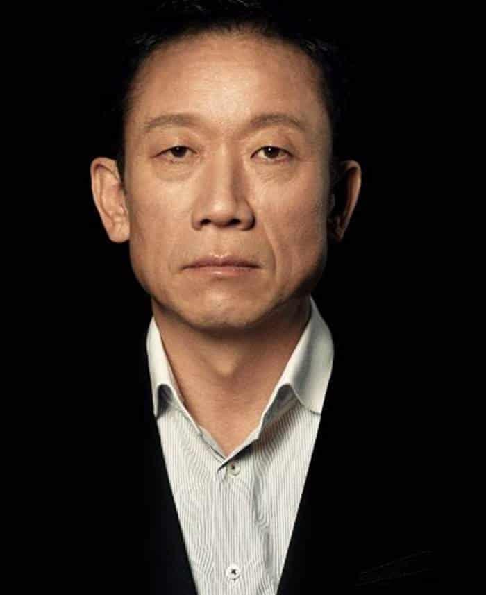 Pemain Drama Graceful Friends - Jung Suk-Yong sebagai Park Chun-Bok