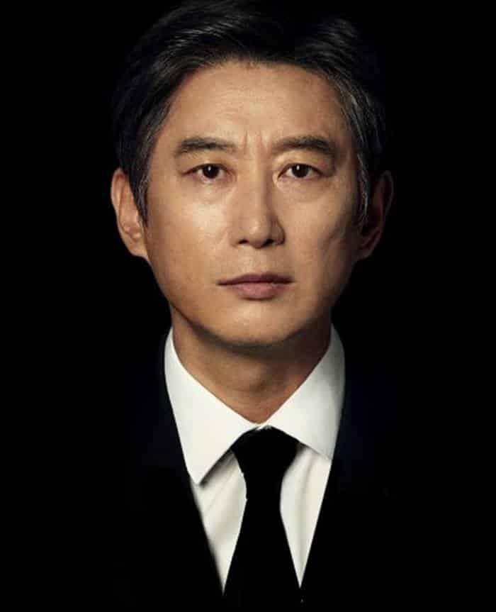 Pemain Drama Graceful Friends - Kim Won-Hae sebagai Cheon Man-Sik