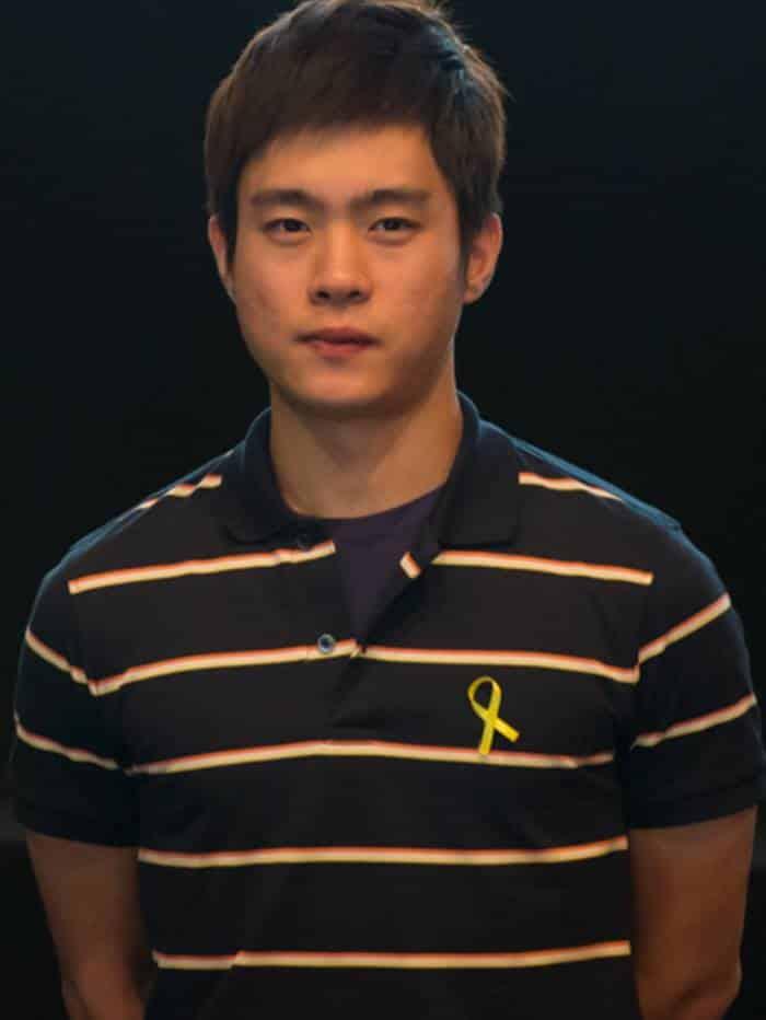 Pemain Drama Train OCN - Kim Dong Young sebagai Kim Jin Woo