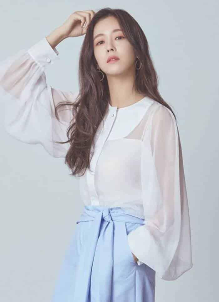 Pemain Drama Train OCN - Kyung Soo Jin sebagai Han Seo Kyung