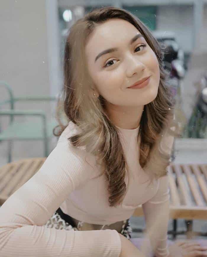 Pemain I Love You Baby - Ersya Aurelia pemeran Baby