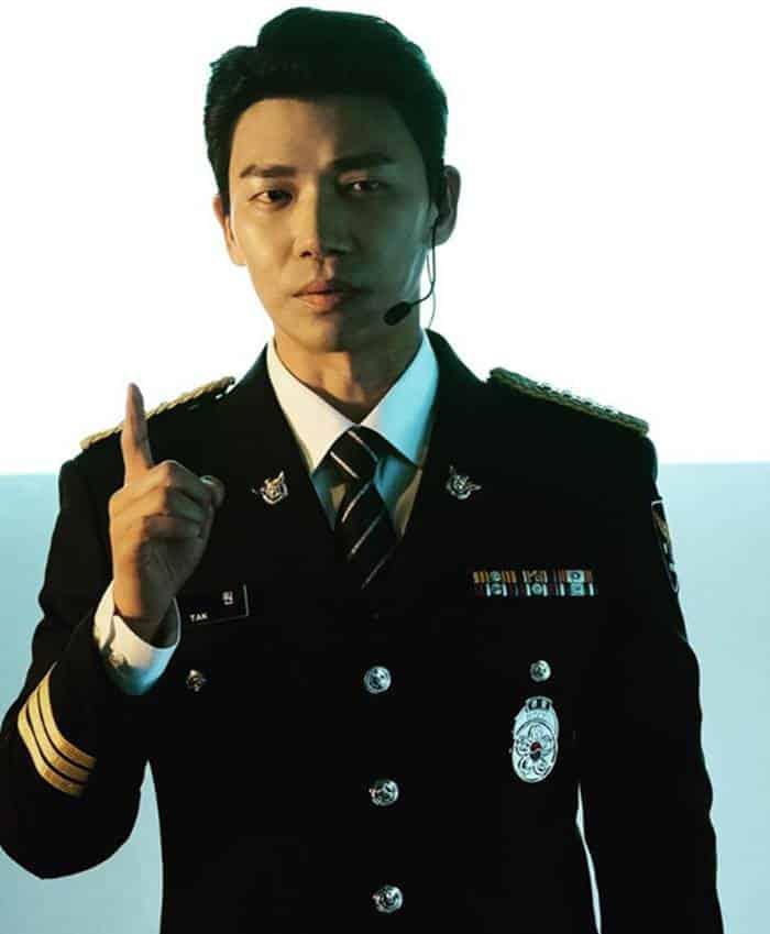 Pemain The Good Detective - Ji Seung-Hyun pemeran Yoo Jung-Seok