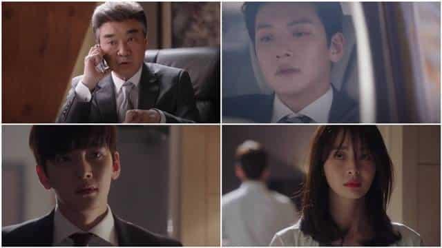 Sinopsis Drama Suspicious Partner Episode 1 Part 1