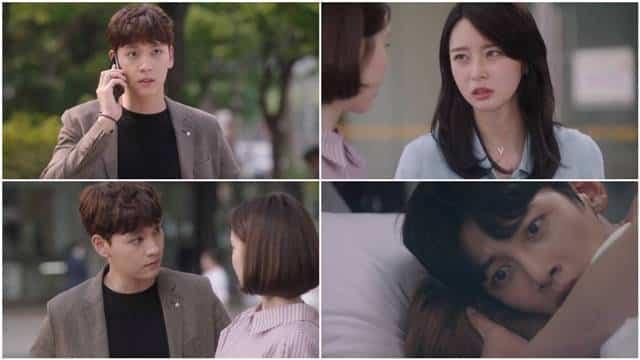 Sinopsis Drama Suspicious Partner Episode 14 (Love in Trouble)