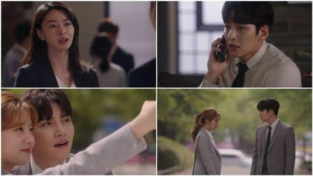 Sinopsis Drama Suspicious Partner Episode 15 (Love in Trouble)