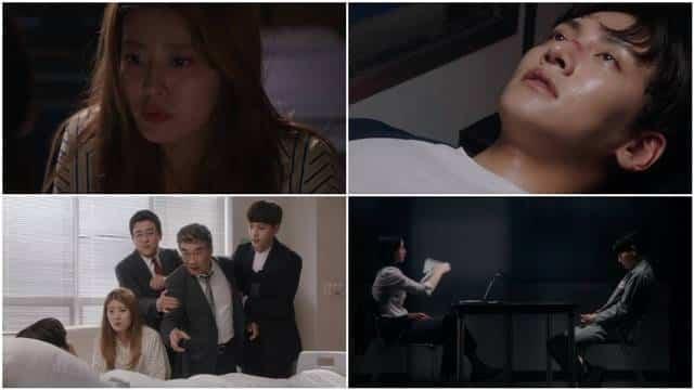 Sinopsis Drama Suspicious Partner Episode 18 (Love in Trouble)