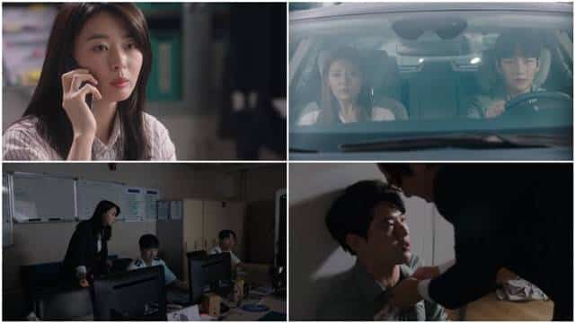 Sinopsis Drama Suspicious Partner Episode 19 (Love in Trouble)