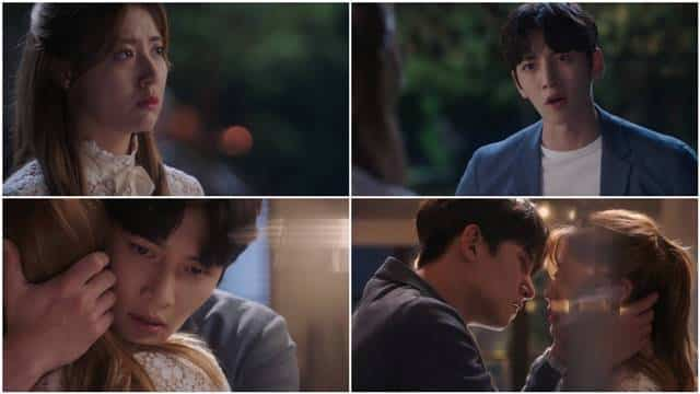 Sinopsis Drama Suspicious Partner Episode 8 (Love in Trouble)