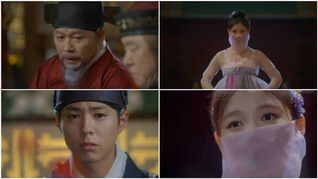 Sinopsis Love in the Moonlight Episode 4 Part 2
