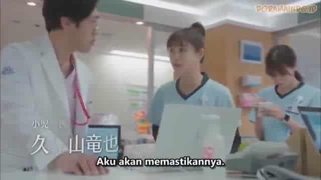 Sinopsis Unsung Cinderella: Midori, The Hospital Pharmacist Episode 1 Part 1