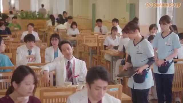 Sinopsis Unsung Cinderella: Midori, The Hospital Pharmacist Episode 1 Part 2