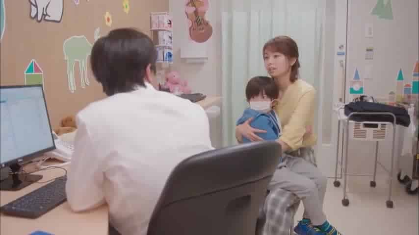 Sinopsis Unsung Cinderella: Midori, The Hospital Pharmacist Episode 2 Part 3