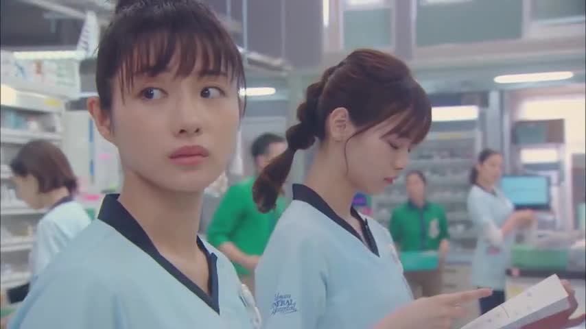 Sinopsis Unsung Cinderella: Midori, The Hospital Pharmacist Episode 4 Part 1