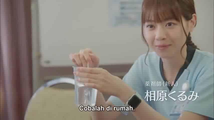 Sinopsis Unsung Cinderella: Midori, The Hospital Pharmacist Episode 6 Part 1