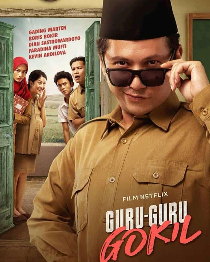 Sinopsis Lengkap Film Guru-Guru Gokil Netflix (2020)