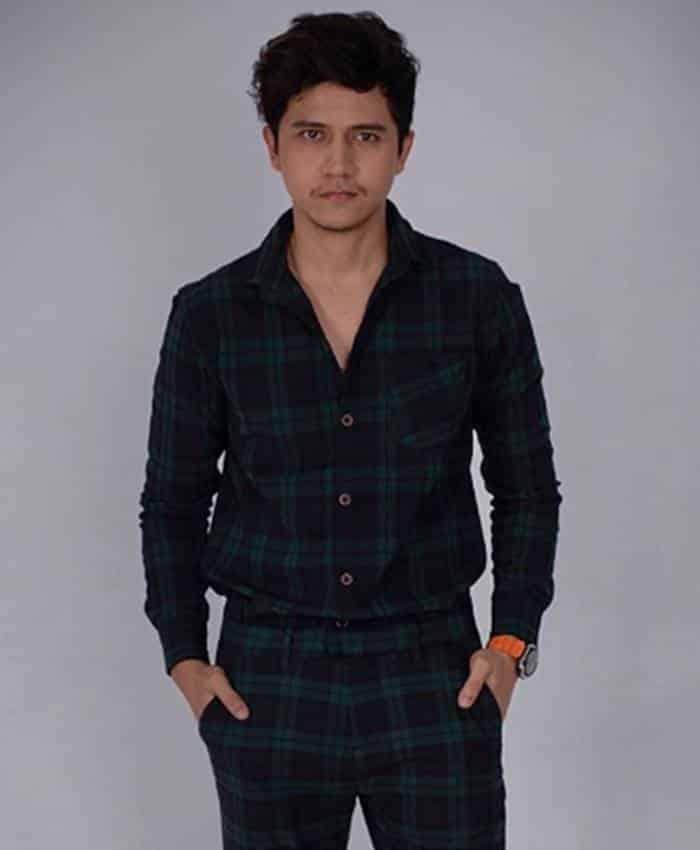 Pemain Cinta Tapi Benci - Reza Ali Syahbana sebagai Aryo
