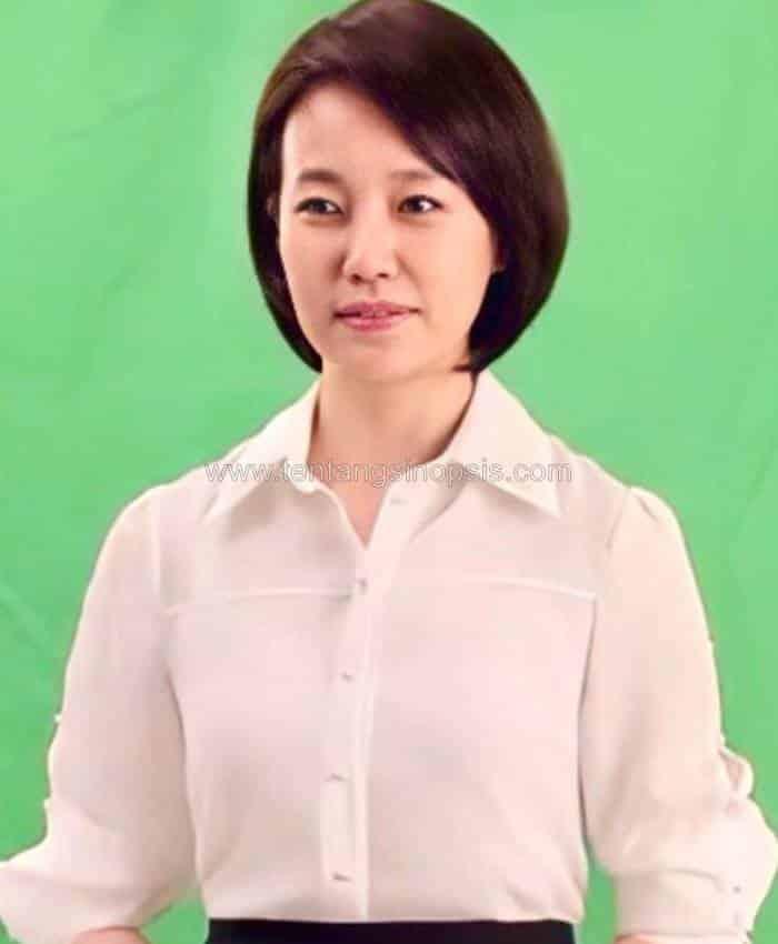 Pemain Homemade Love Story - Jin Kyung sebagai Jung Min-Jae