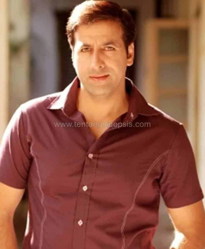 Pemain Mahabharata - Nissar Khan sebagai Dronacharya
