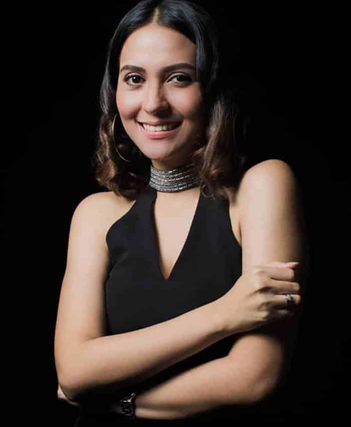 Pemain Yowis Ben The Series - Aliyah Faizah sebagai Aliyah