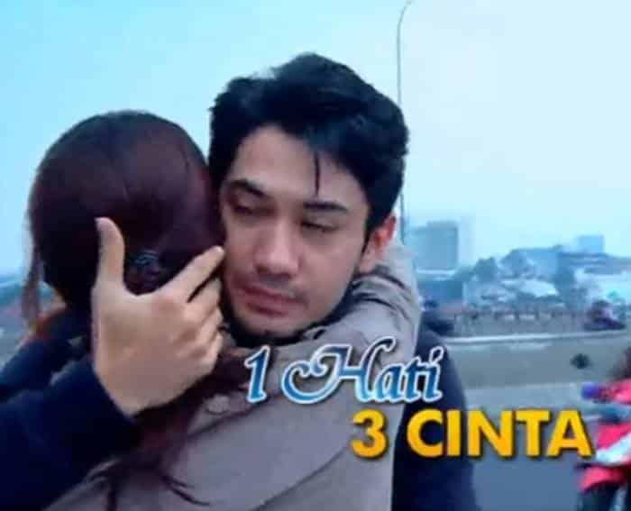 FTV SCTV 1 Hati 3 Cinta dan Nama Pemainnya
