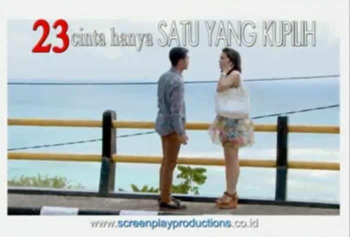 23 Cinta Hanya Satu Yang Kupilih FTV SCTV (2020)