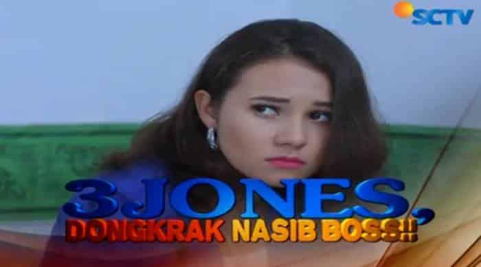 FTV SCTV 3 Jones, Dongkrak Nasib Boss!! dan Nama Pemainnya