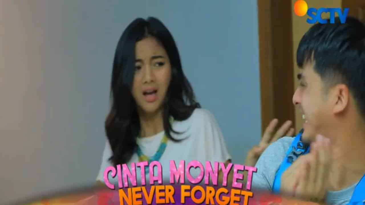Cinta Monyet Never Forget