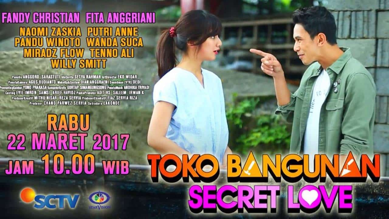 Toko Bangunan Secret Love
