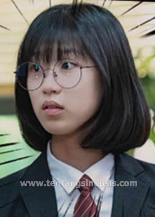 Pemain The Uncanny Counter - Lee Ji-Won sebagai Im Joo-Yeon