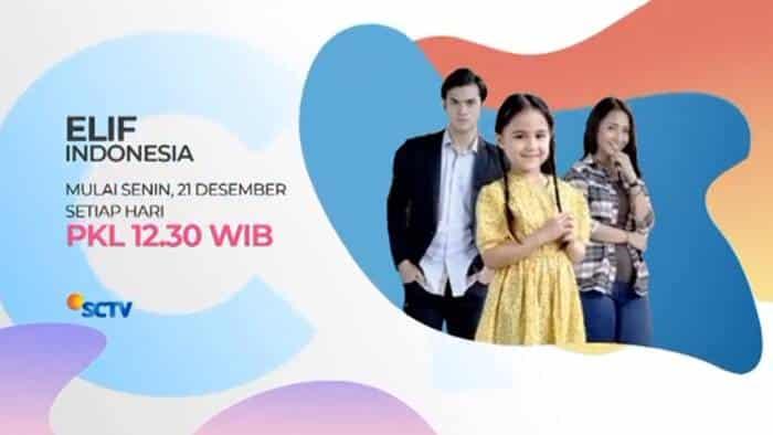 Daftar Pemeran Elif Indonesia SCTV dan Biodatanya Lengkap