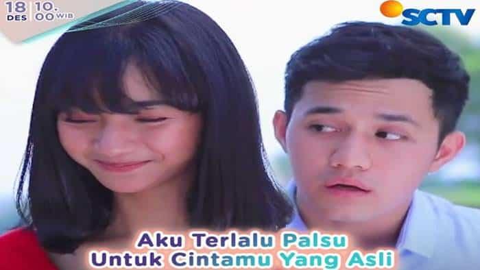 FTV Aku Terlalu Palsu Untuk Cintamu yang Asli (2019)
