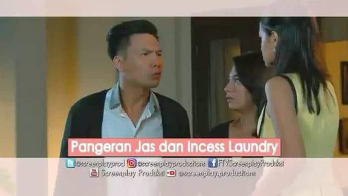 FTV Pangeran Jas dan Incess Laundry (2018)
