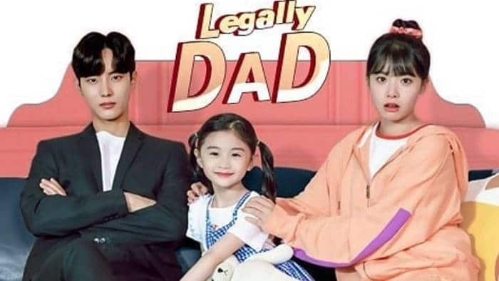 Legally, Dad (Web Drama Korea 2021)