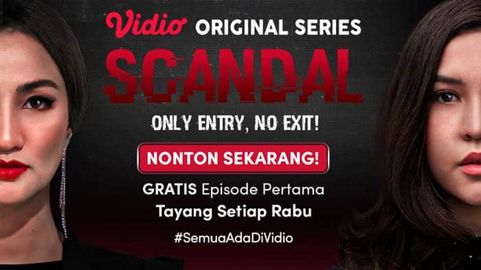 Scandal (Vidio Original Series 2021)