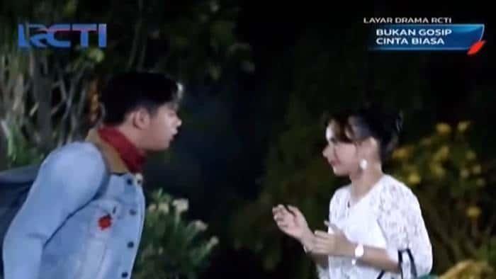 FTV Bukan Gosip Cinta Biasa (2018)