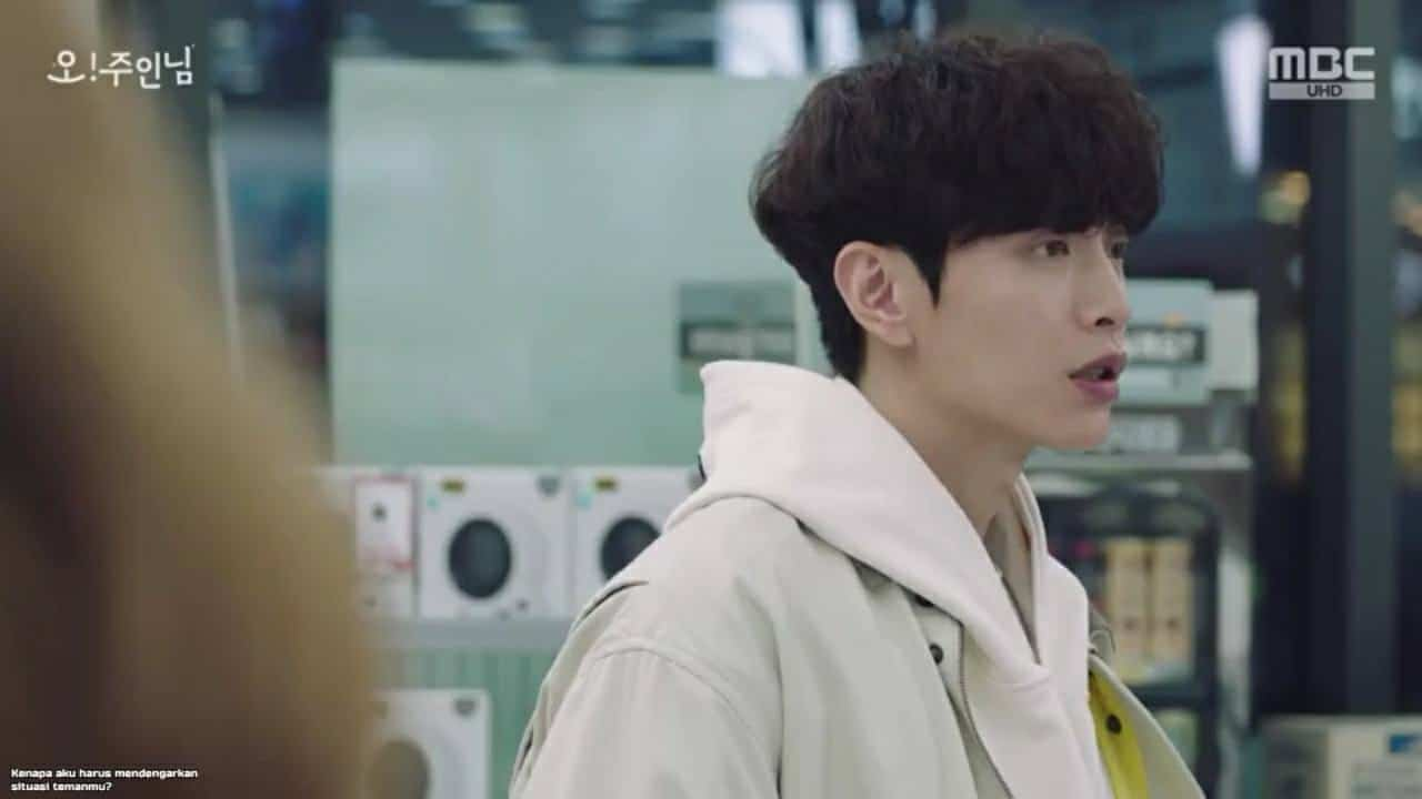 Oh! Master (Oh My Ladylord) Ep 3 Part 2