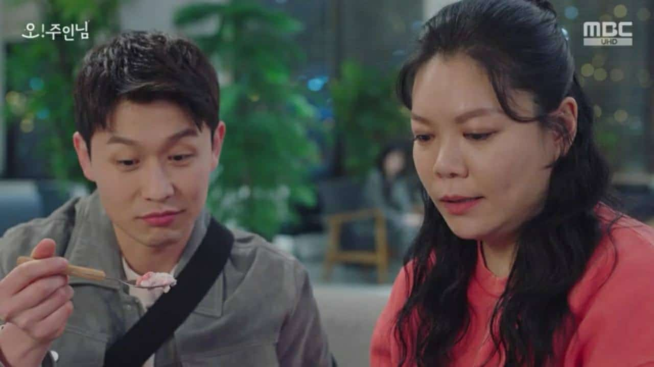 Oh! Master (Oh My Ladylord) Ep 8 Part 1