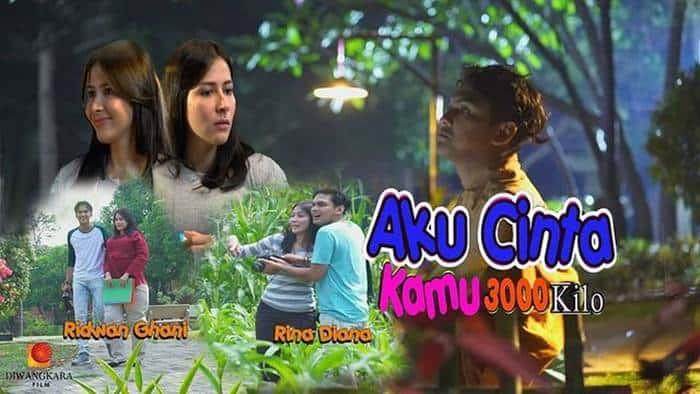 FTV Aku Cinta Kamu 3000 Kilo (2019)