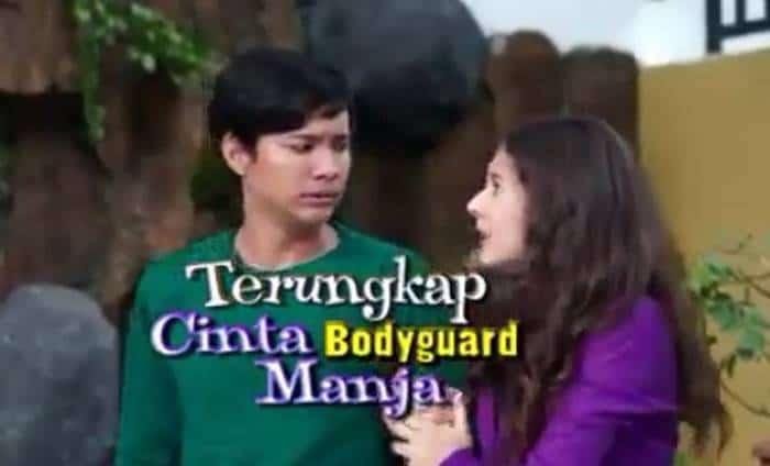 FTV Terungkap Cinta Bodyguard Manja (2018)