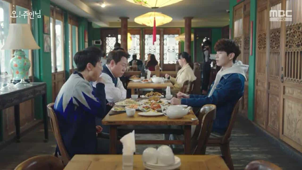 Oh! Master (Oh My Ladylord) Ep 11 Part 1