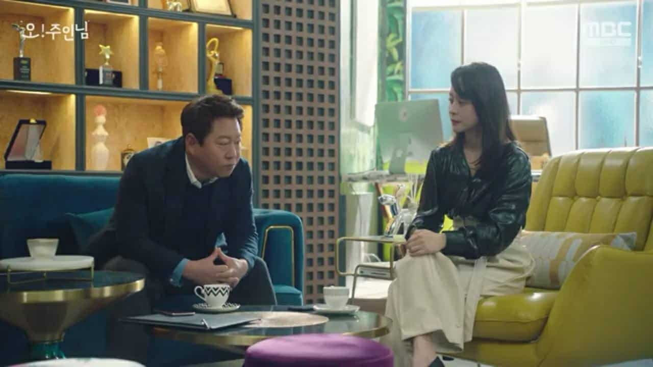 Oh! Master (Oh My Ladylord) Ep 15 Part 1
