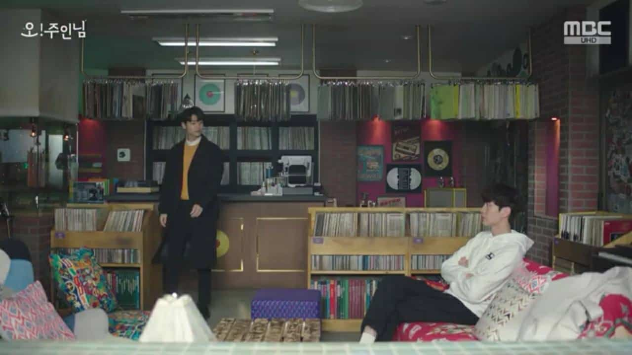 Oh! Master (Oh My Ladylord) Ep 15 Part 2