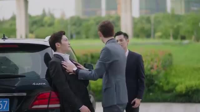 Please Feel at Ease Mr. Ling Ep 8 Part 2
