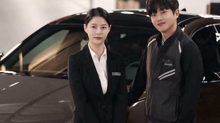 Engine on From Today (Web Drama Korea 2021)